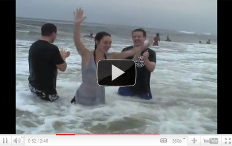 Journey Baptism Video (click to view)