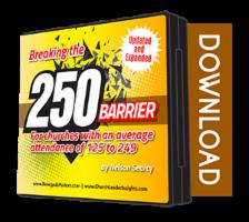 Breaking the 250 Barrier