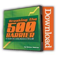 Breaking the 500 Barrier