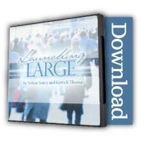 Launching Large