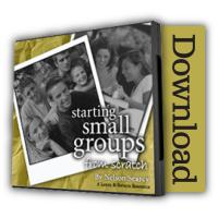 Starting Small Groups from Scratch