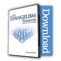The                     Evangelism Seminar