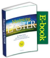 The                       Maximizing Easter E-Book