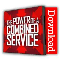 The Power                     of a Combined Service